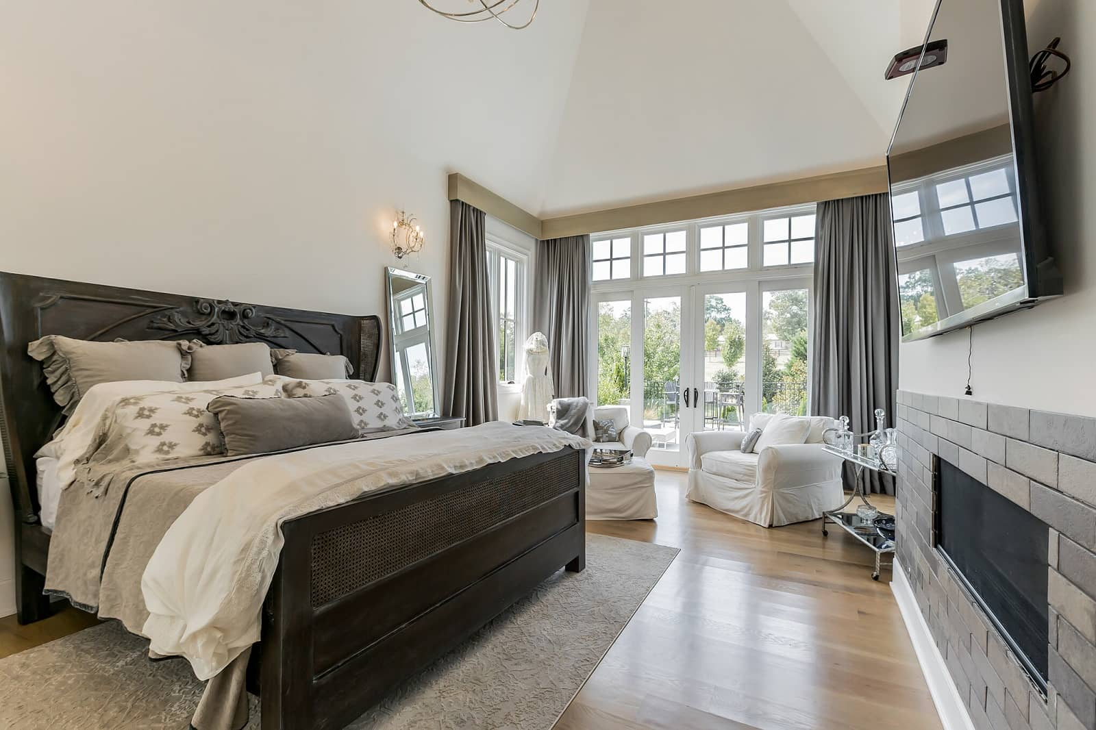 Real Estate Photography in Murfreesboro - TN - USA - Bedroom View