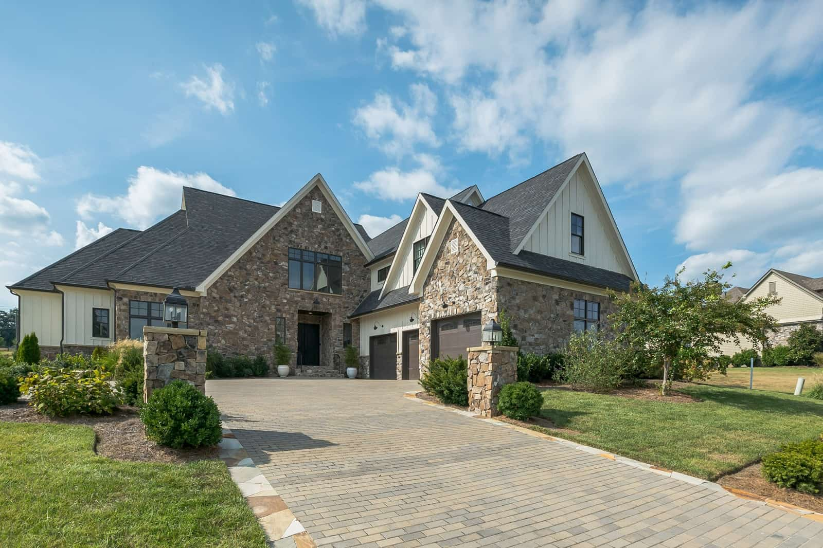 Real Estate Photography in Murfreesboro - TN - USA - Front View