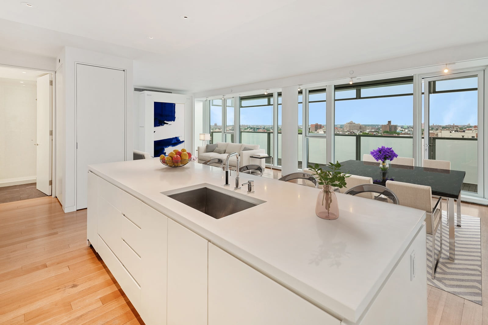 Real Estate Photography in Brooklyn - NY - USA - Kitchen View