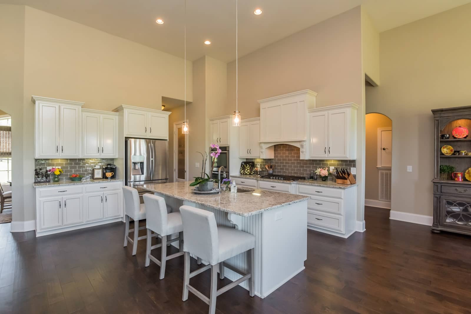 Real Estate Photography in Hendersonville - TN - USA - Kitchen View