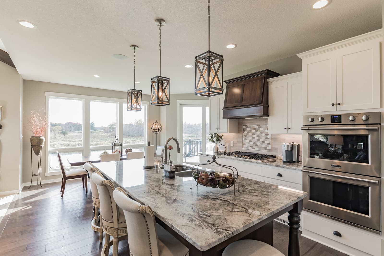 Real Estate Photography in St Paul - MN - Kitchen View