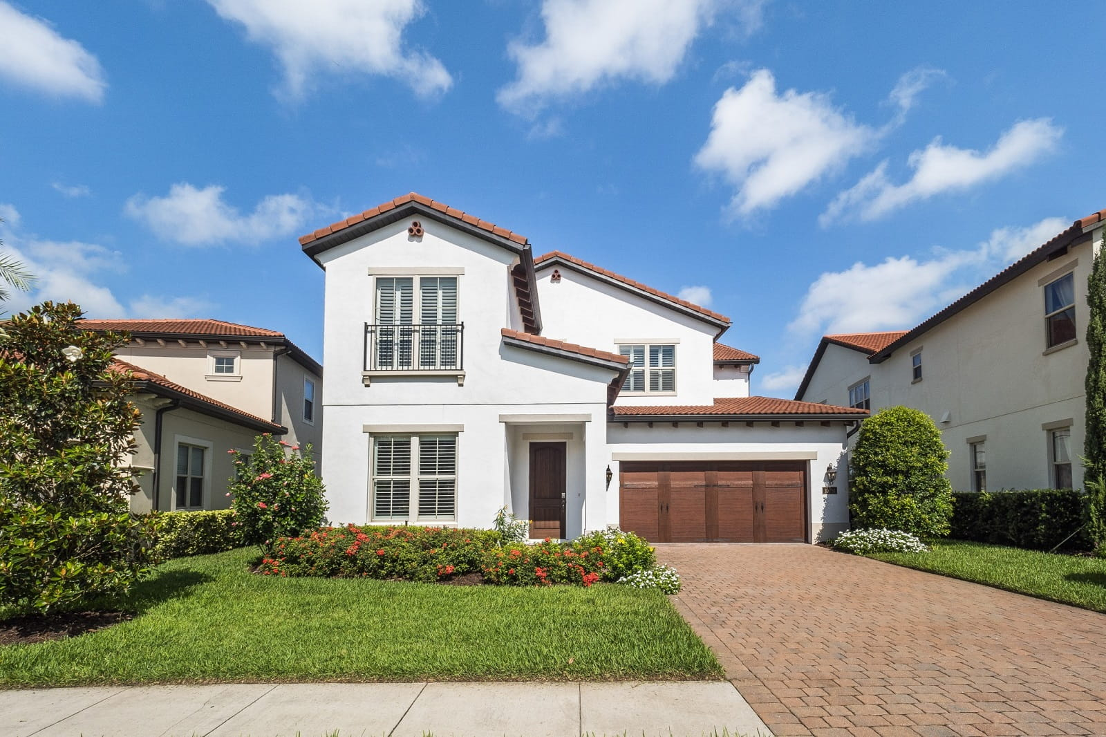 Real Estate Photography in Orlando - FL - USA - Front View