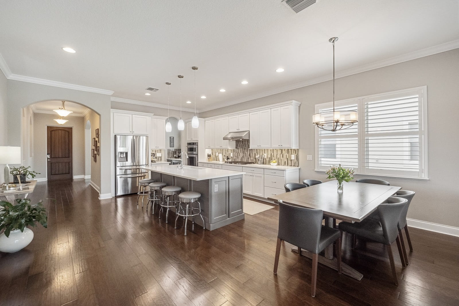 Real Estate Photography in Orlando - FL - USA - Kitchen View