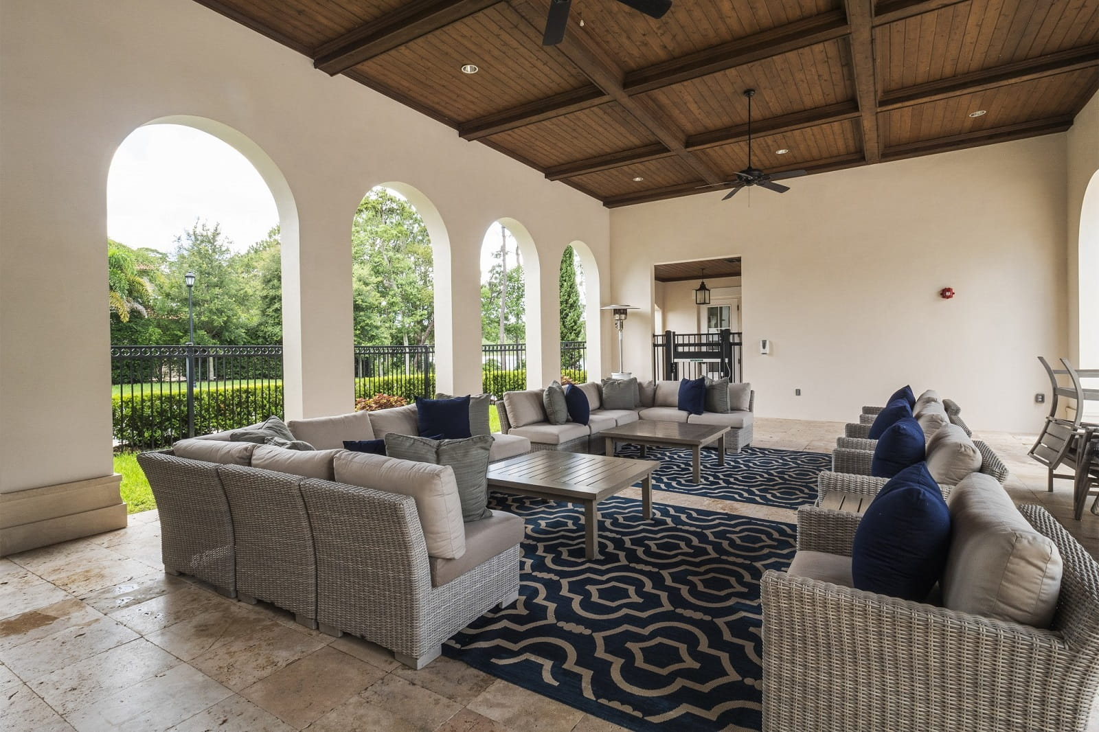 Real Estate Photography in Orlando - FL - USA - Living Area View
