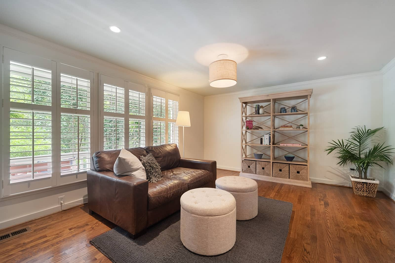 Real Estate Photography in Roswell - GA - USA - Living Area View