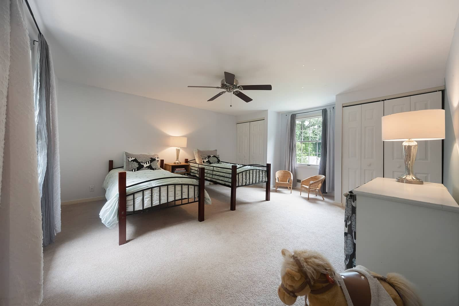 Real Estate Photography in Roswell - GA - USA - Bedroom View