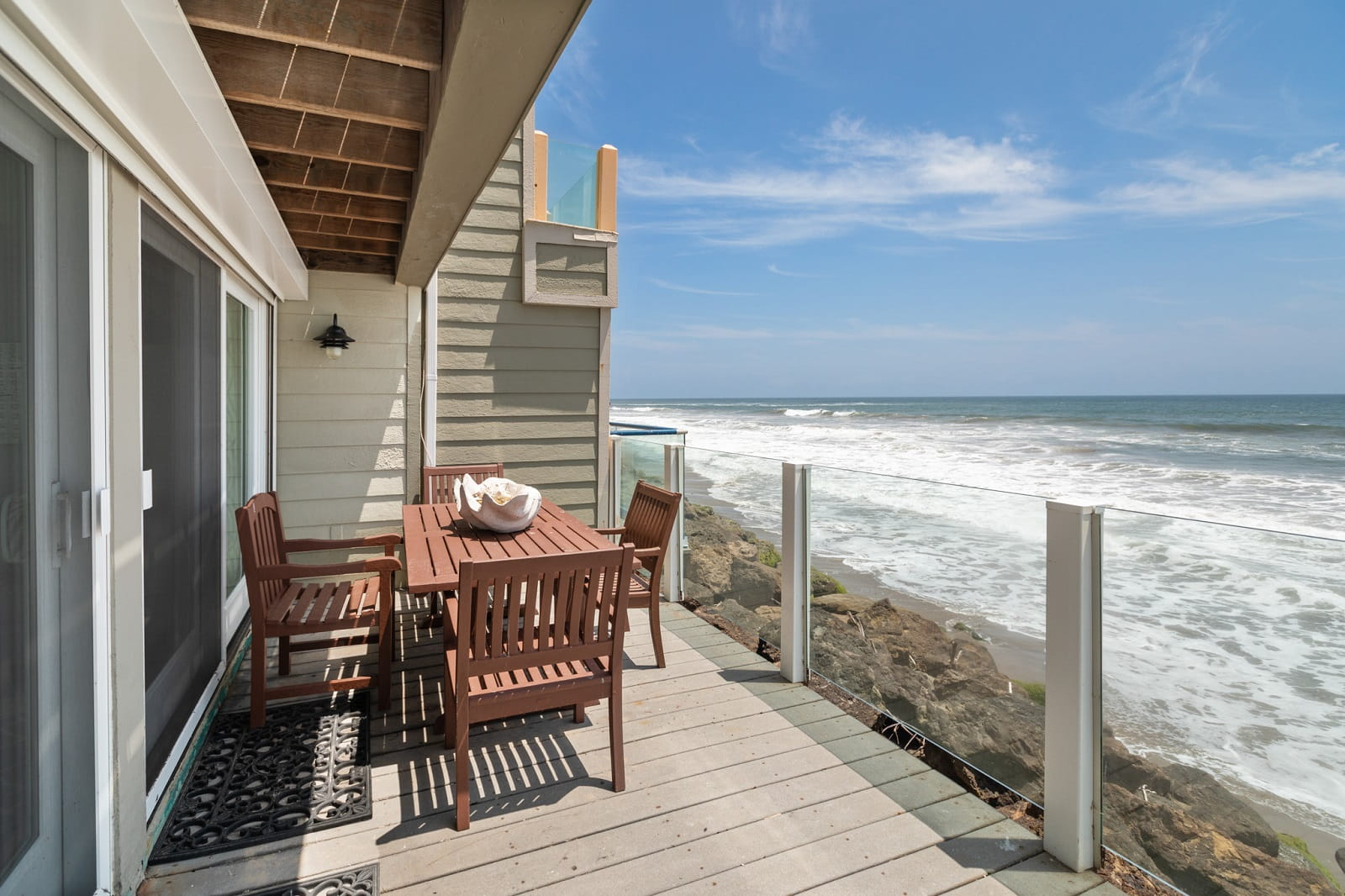 Real Estate Photography in Malibu - CA - USA - Front View