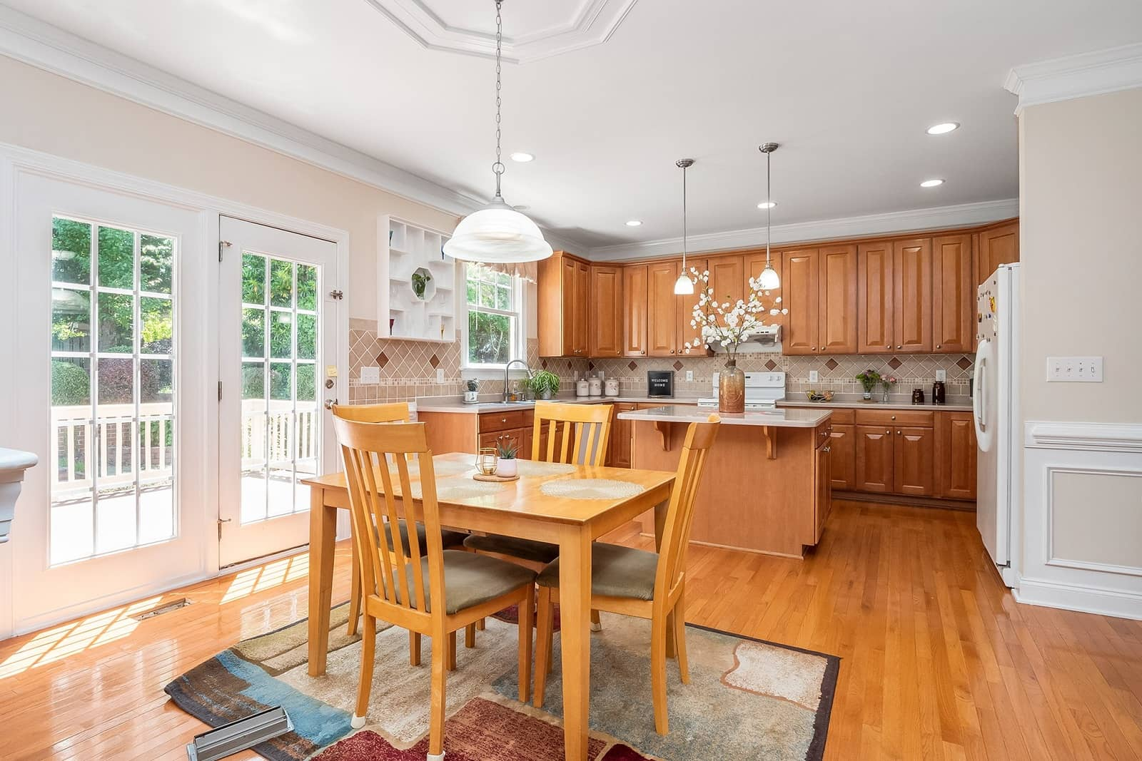 Real Estate Photography in Cary - NC - USA - Kitchen View
