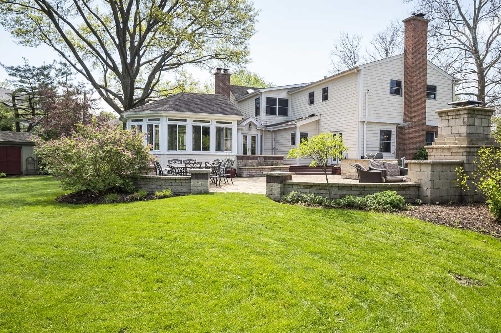 Real Estate Photography in Naperville - IL - USA - Front View