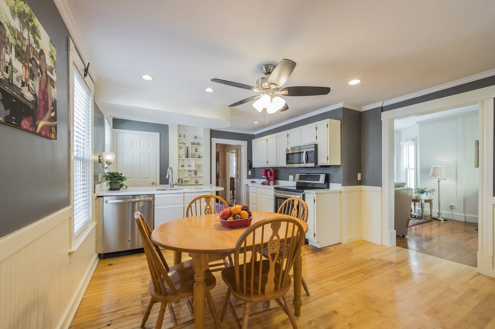 Real Estate Photography in Boston - MA - USA - Kitchen View