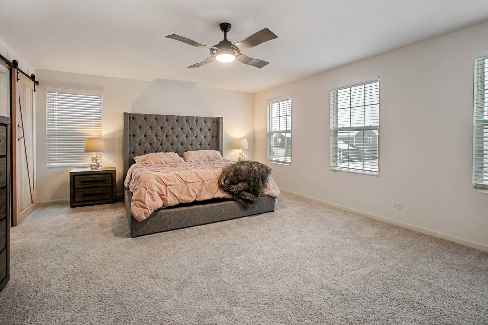 Real Estate Photography in Joliet - IL - USA - Bedroom View
