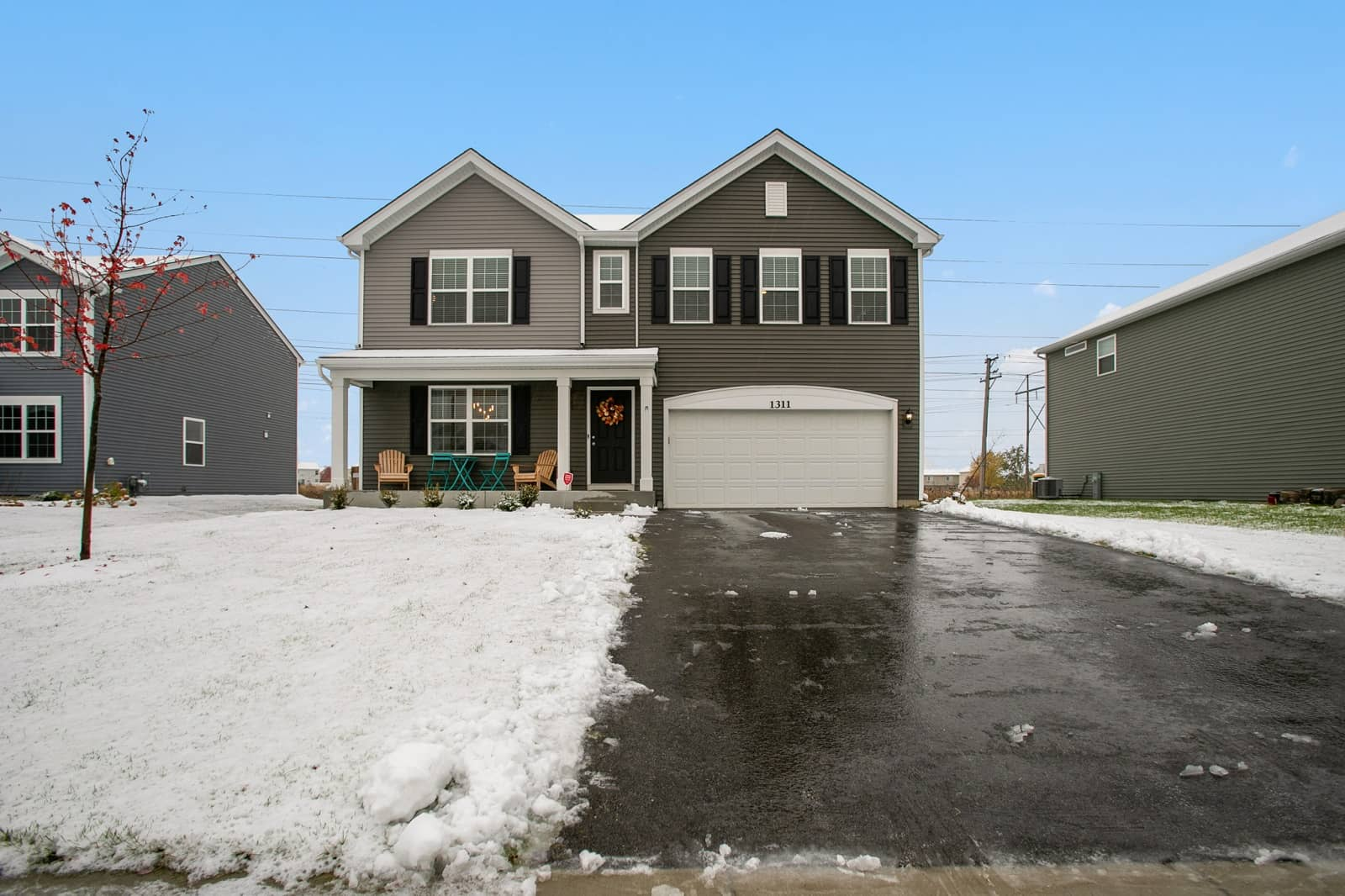 Real Estate Photography in Joliet - IL - USA - Front View