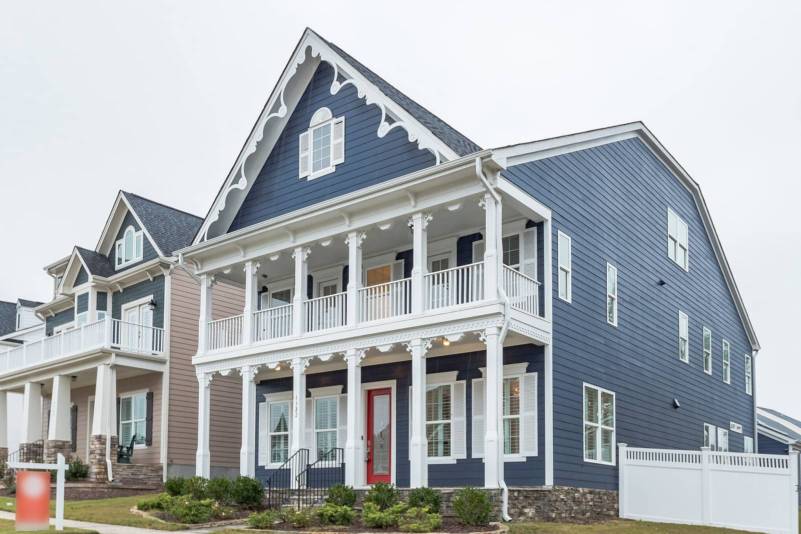 Real Estate Photography in Apex - NC - USA - Front View