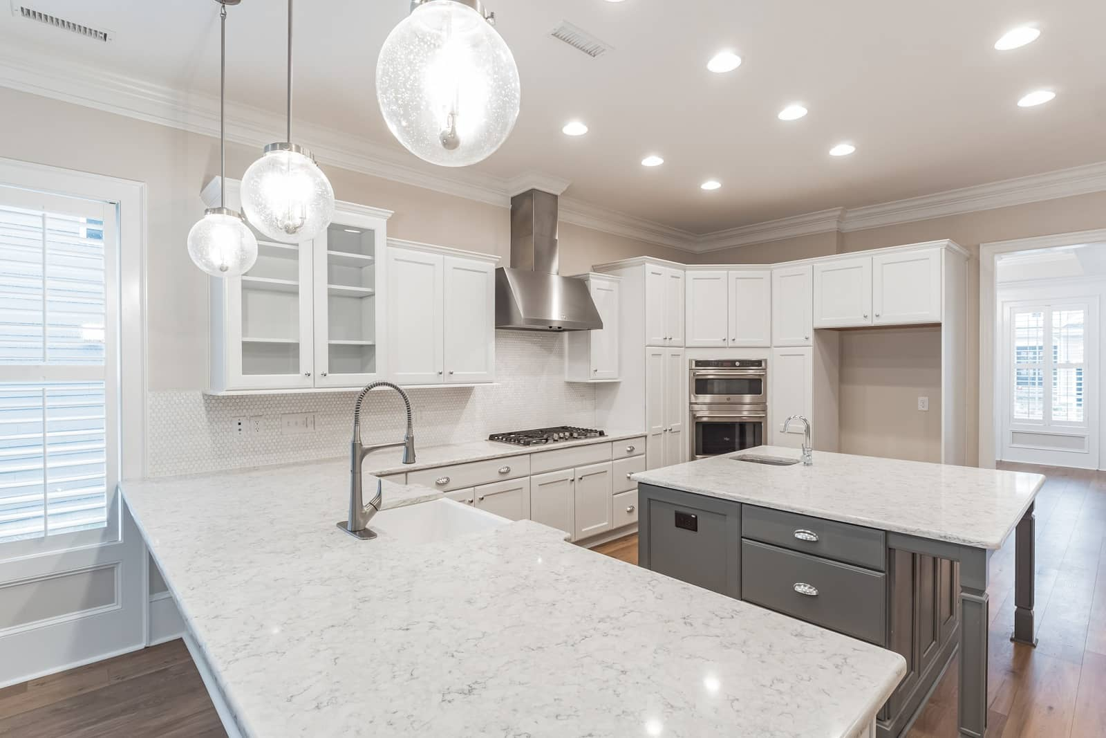Real Estate Photography in Apex - NC - USA - Kitchen View