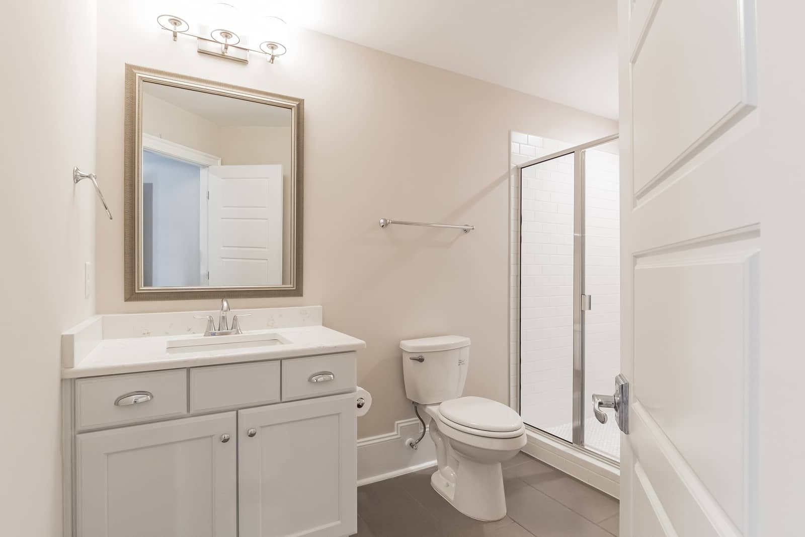 Real Estate Photography in Apex - NC - USA - Bathroom View