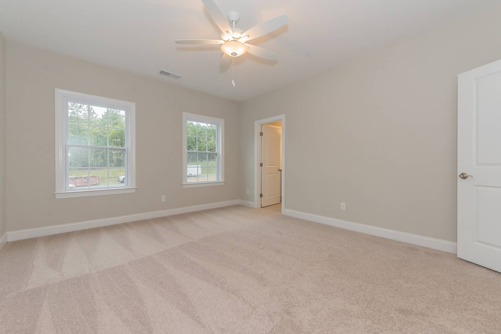 Real Estate Photography in Rock Hill - NC - USA - Bedroom View