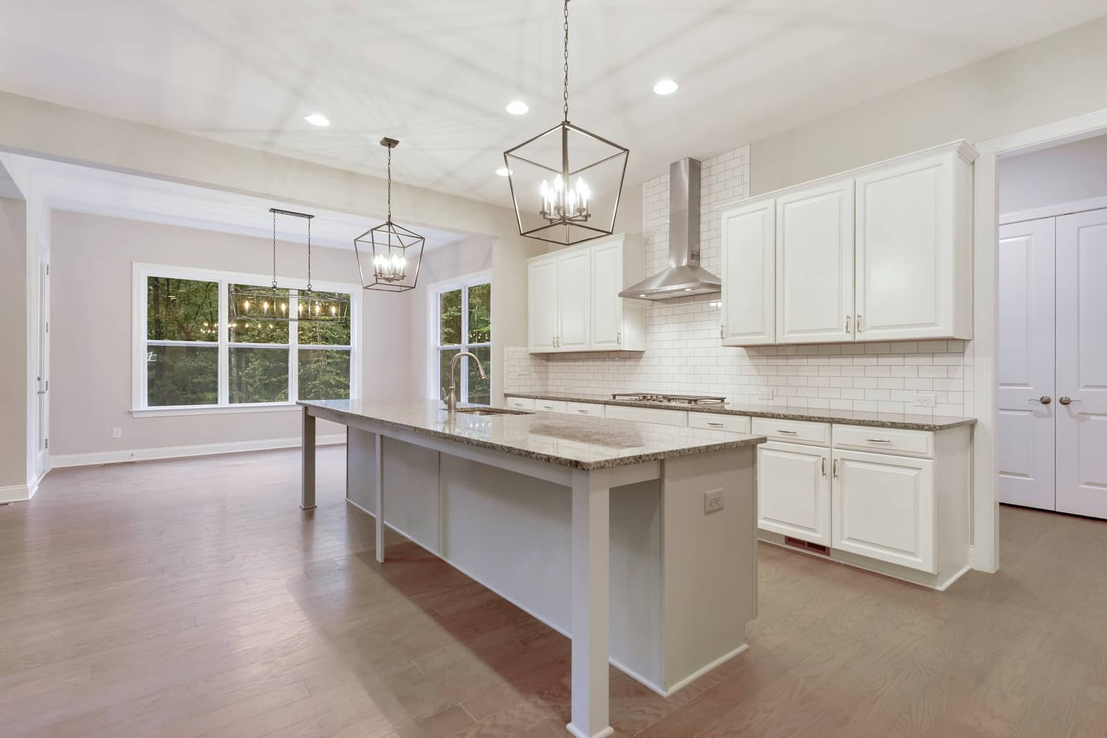 Real Estate Photography in Rock Hill - NC - USA - Kitchen View