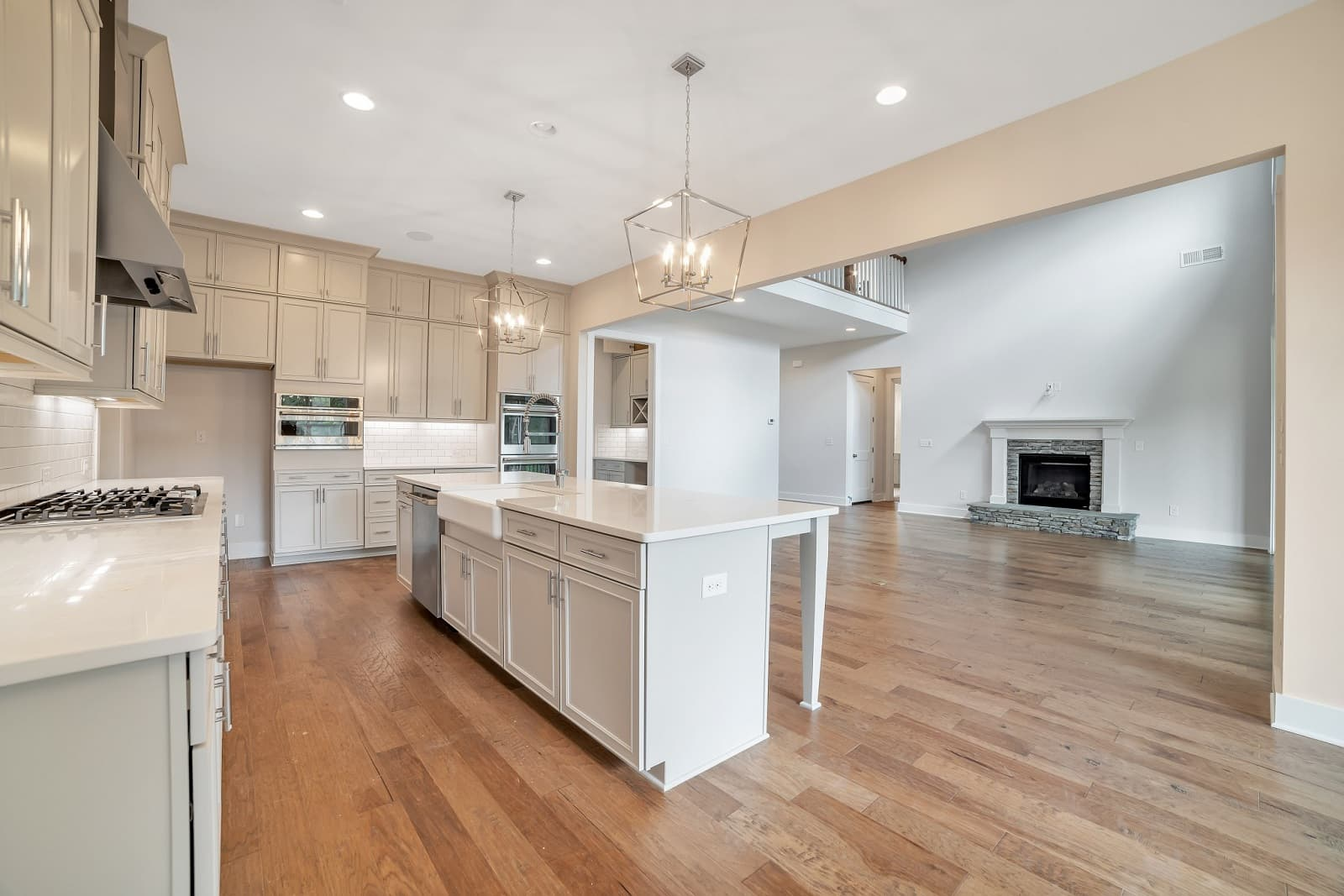 Real Estate Photography in Huntersville - NC - USA - Kitchen View