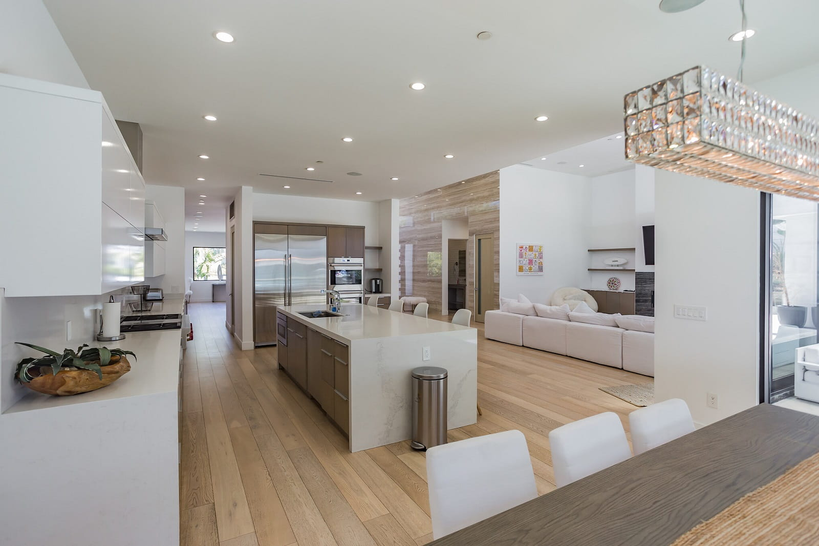 Real Estate Photography in Calabasas - CA - USA - Kitchen View