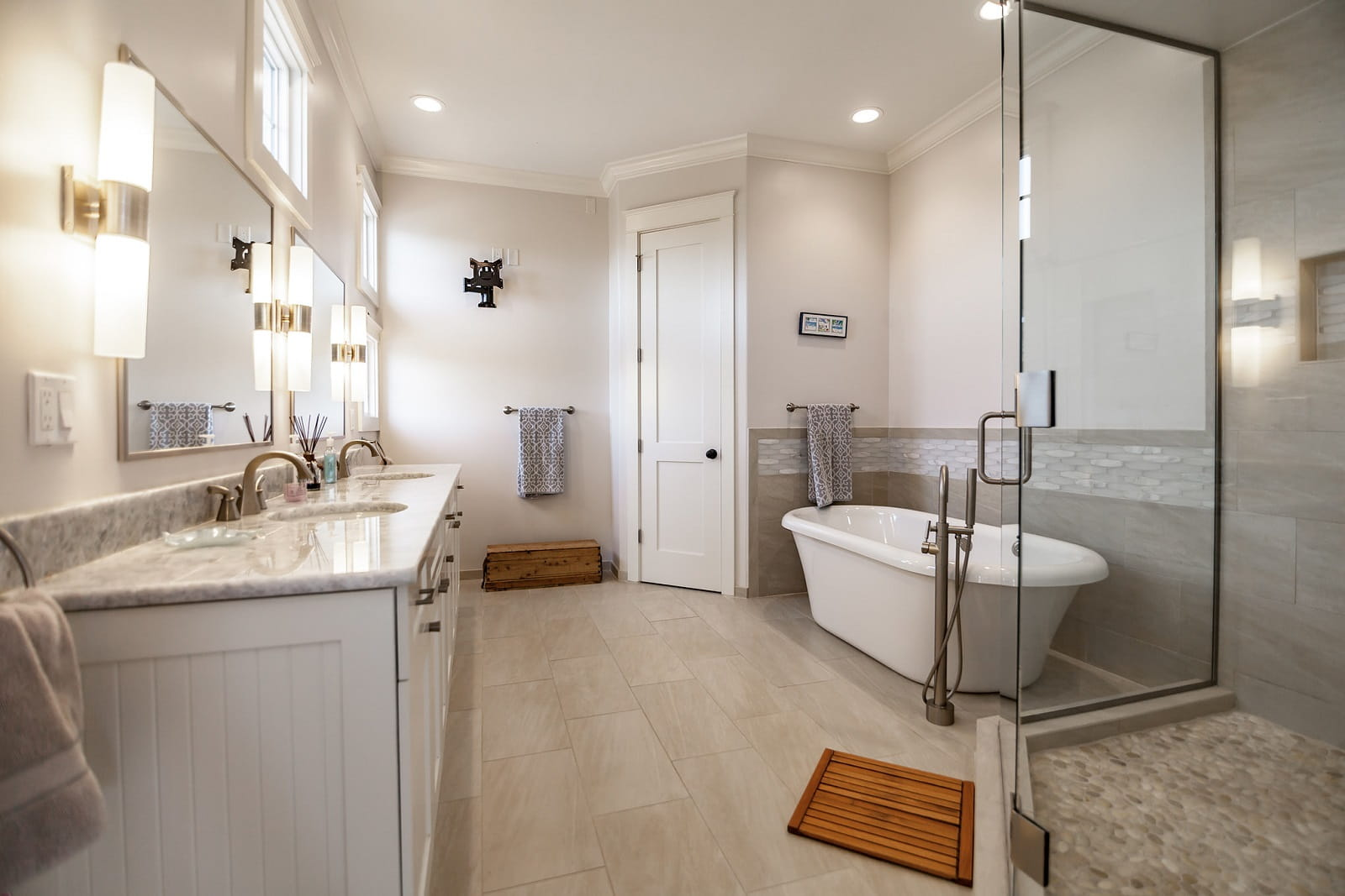 Real Estate Photography in St. Petersburg - FL - USA - Bathroom View
