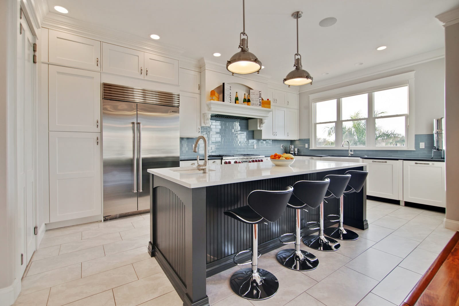 Real Estate Photography in St. Petersburg - FL - USA - Kitchen View
