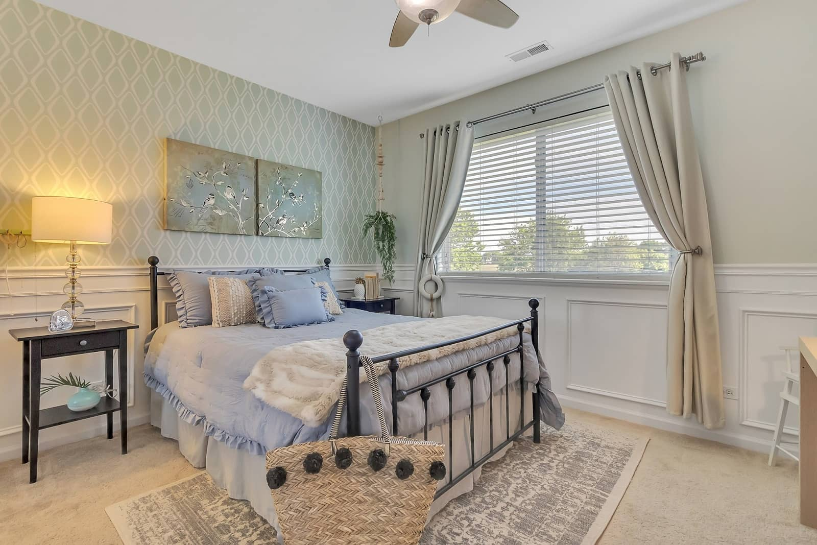 Real Estate Photography in Elgin - IL - USA - Bedroom View