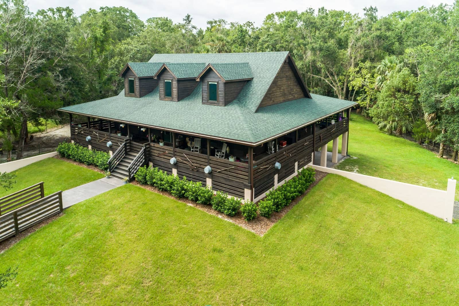Real Estate Photography in Deltona - FL - USA - Aerial View