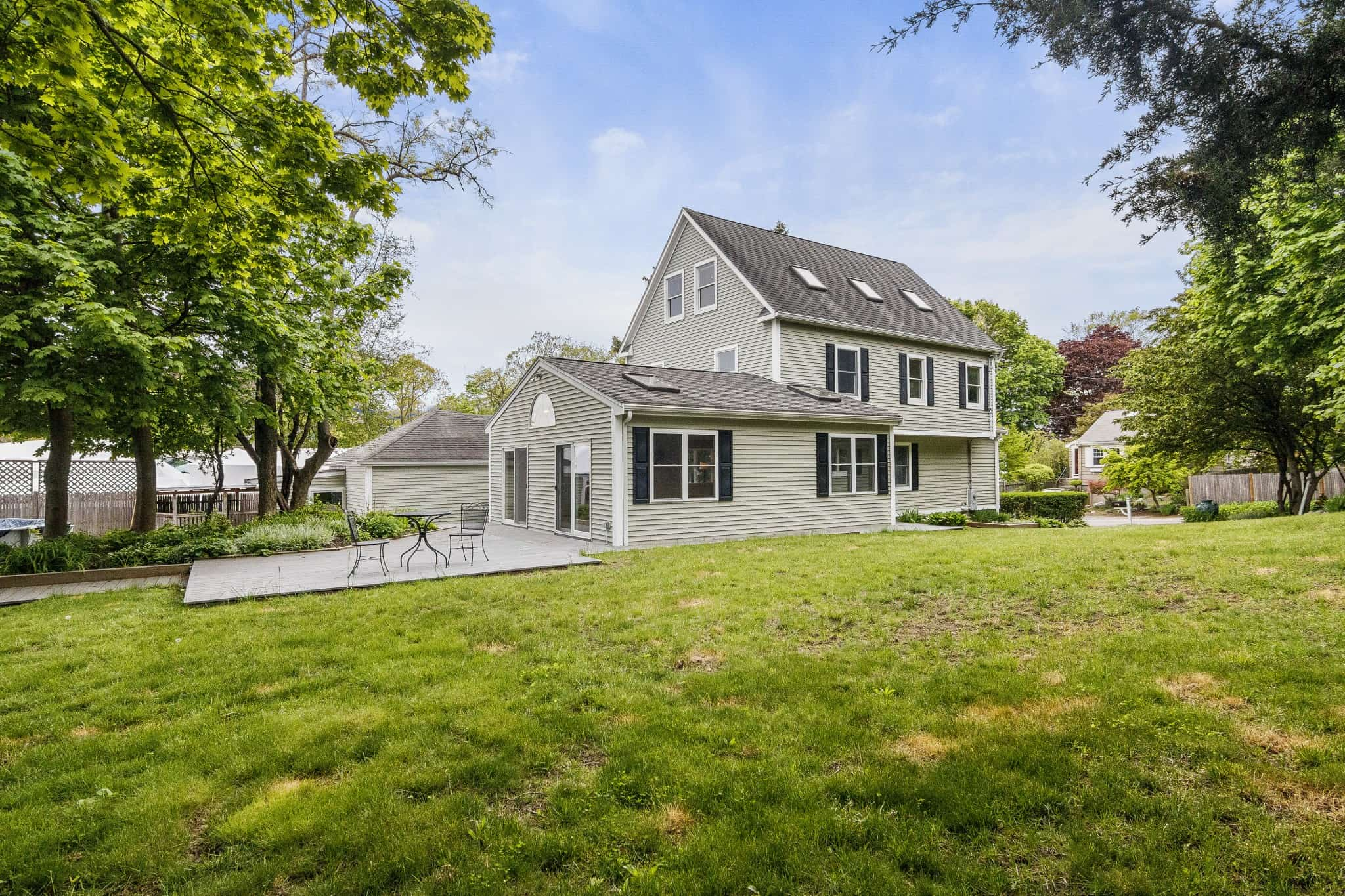 Real Estate Photography in Quincy - MA - USA - Front View