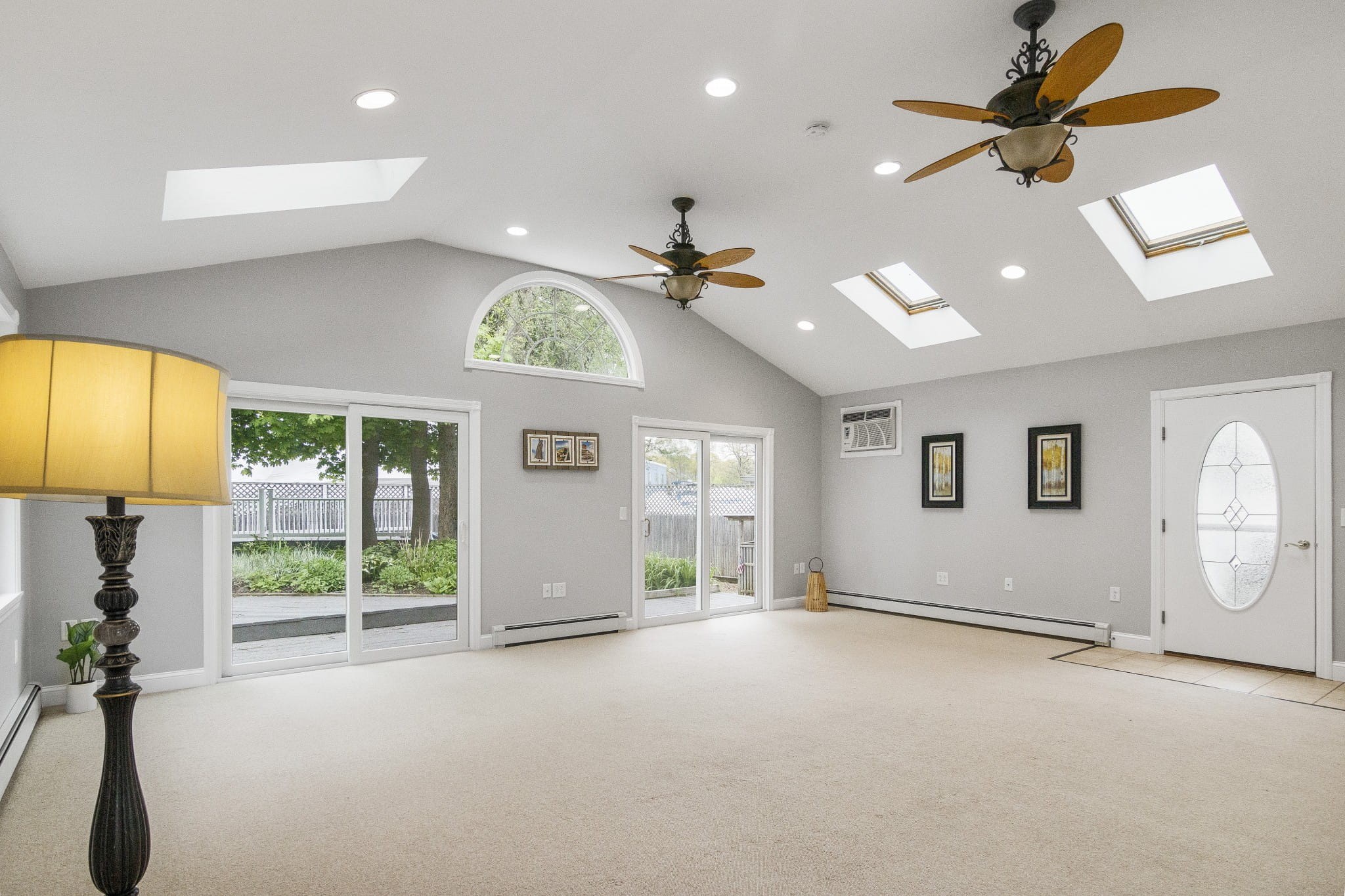 Real Estate Photography in Quincy - MA - USA - Living Area View