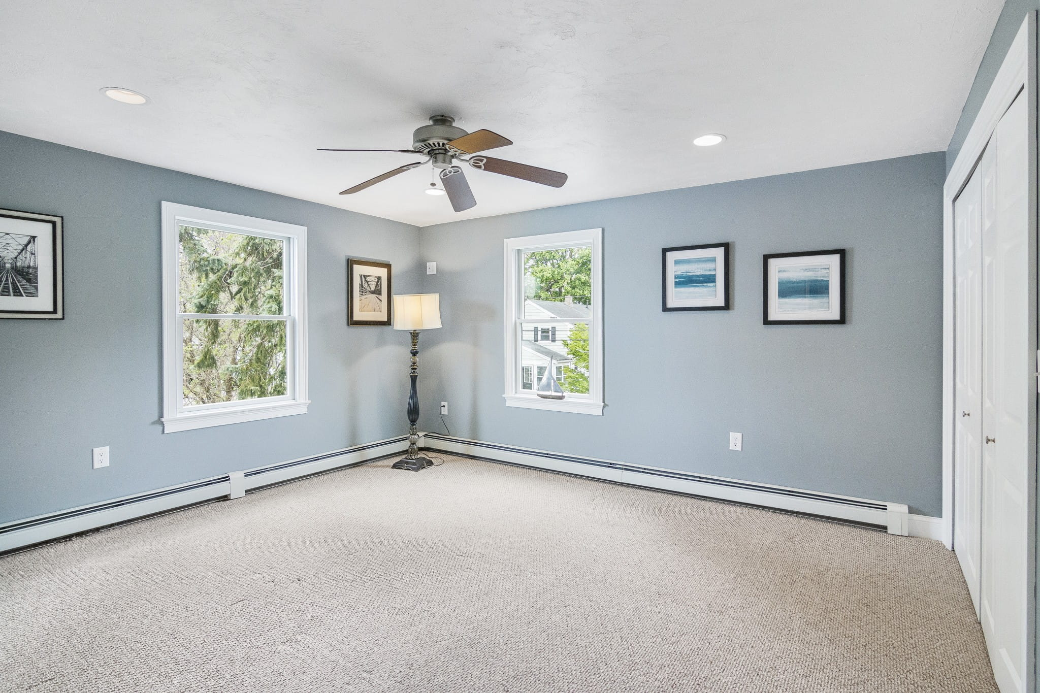 Real Estate Photography in Quincy - MA - USA - Bedroom View