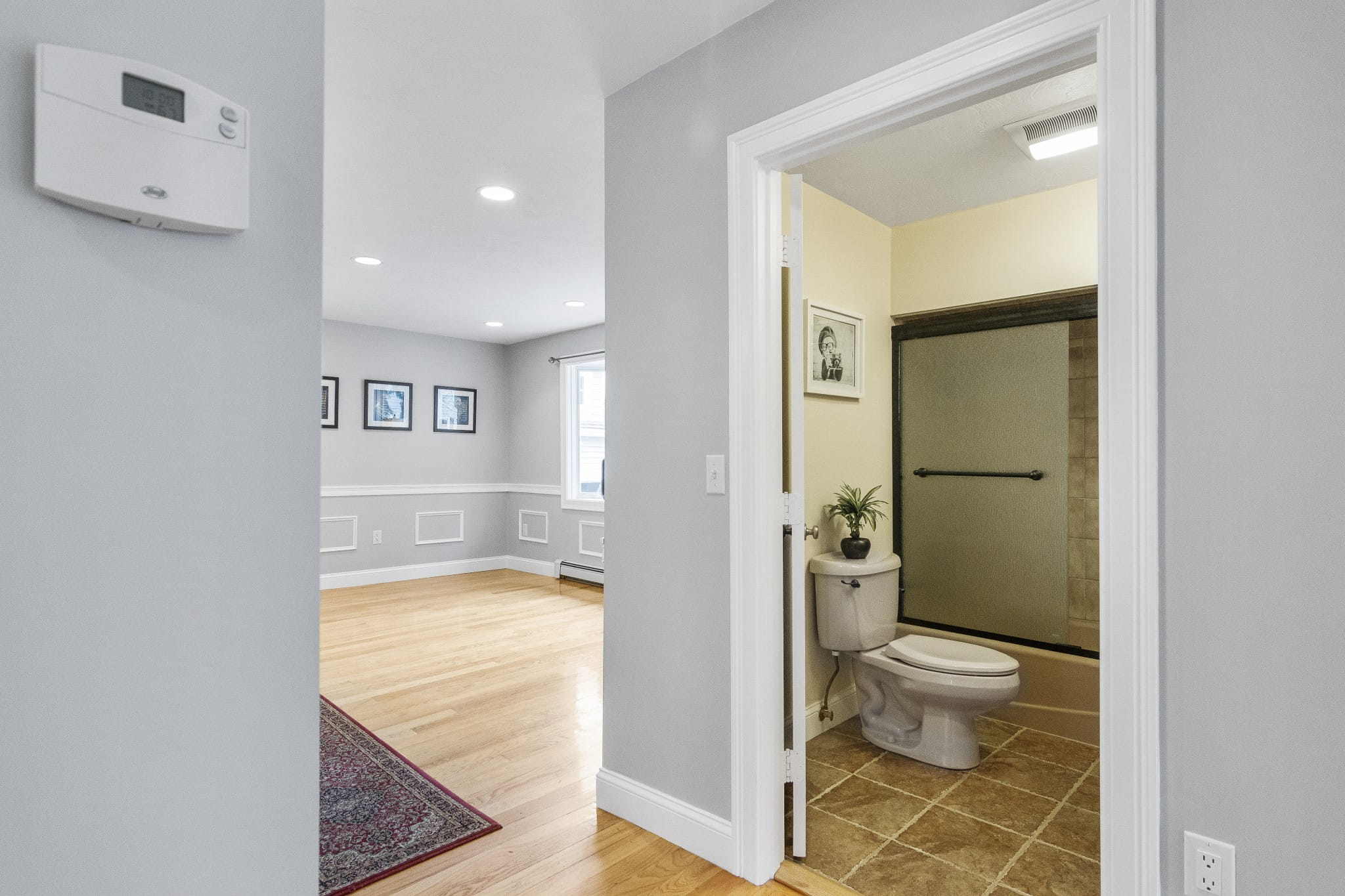 Real Estate Photography in Quincy - MA - USA - indoor View
