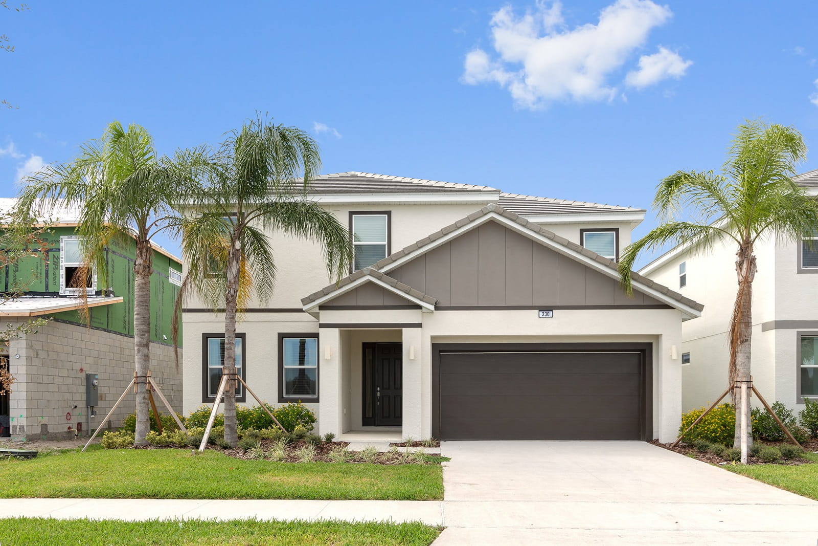 Real Estate Photography in Kissimmee - FL - USA - Front View