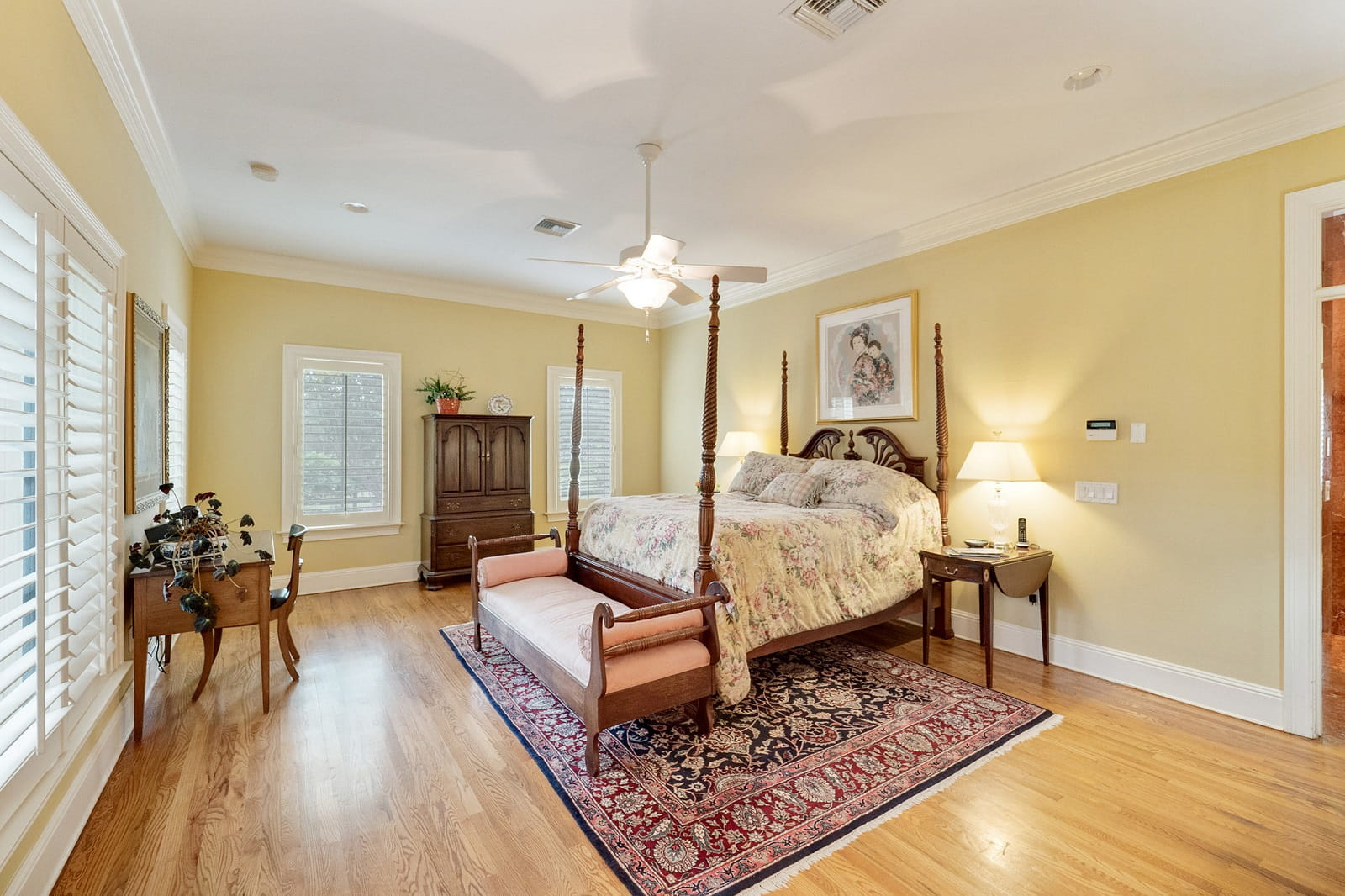 Real Estate Photography in Sanford - FL - USA - Bedroom View