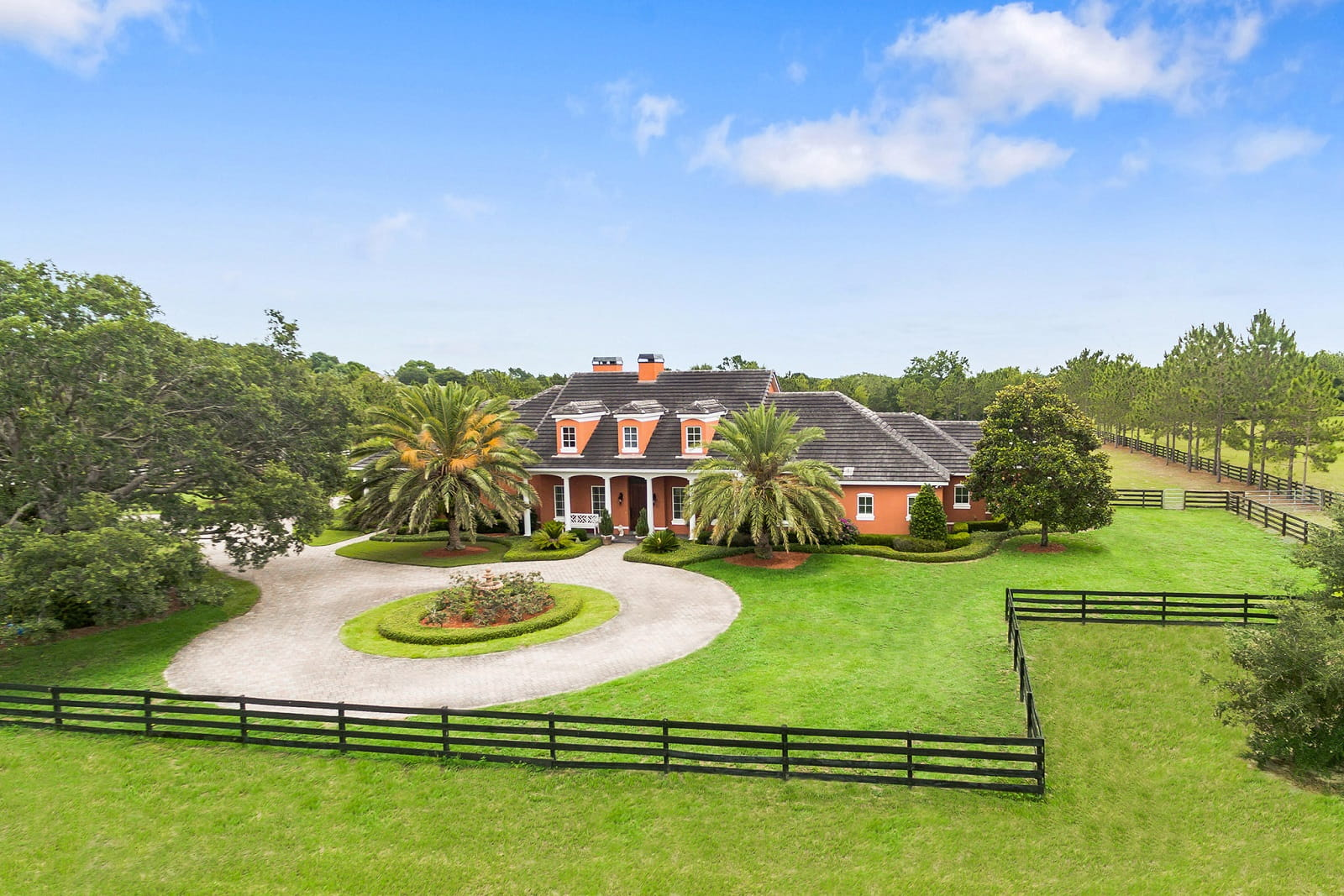 Real Estate Photography in Sanford - FL - USA - Aerial View