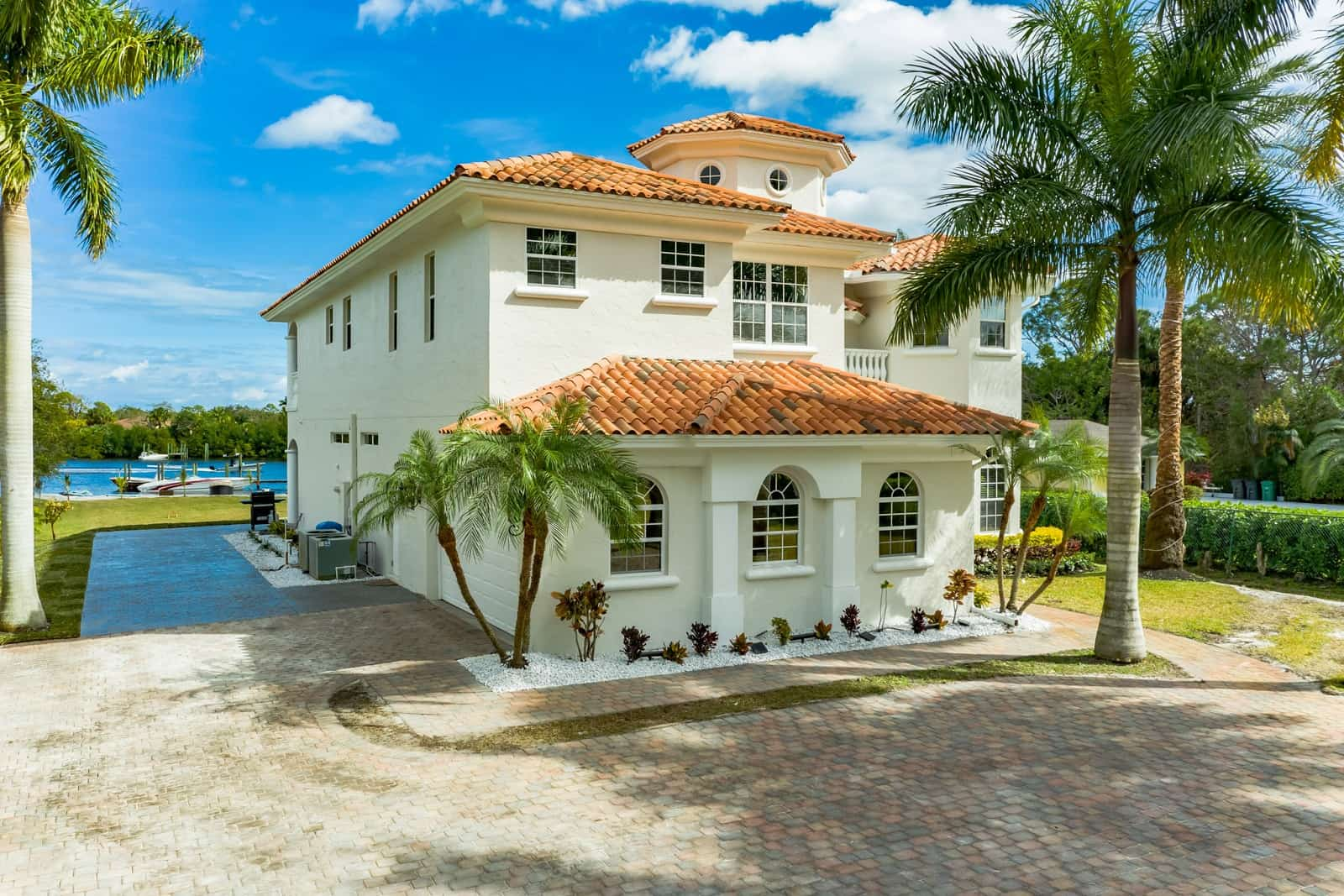 Real Estate Photography in Port St. Lucie - FL - USA - Front View