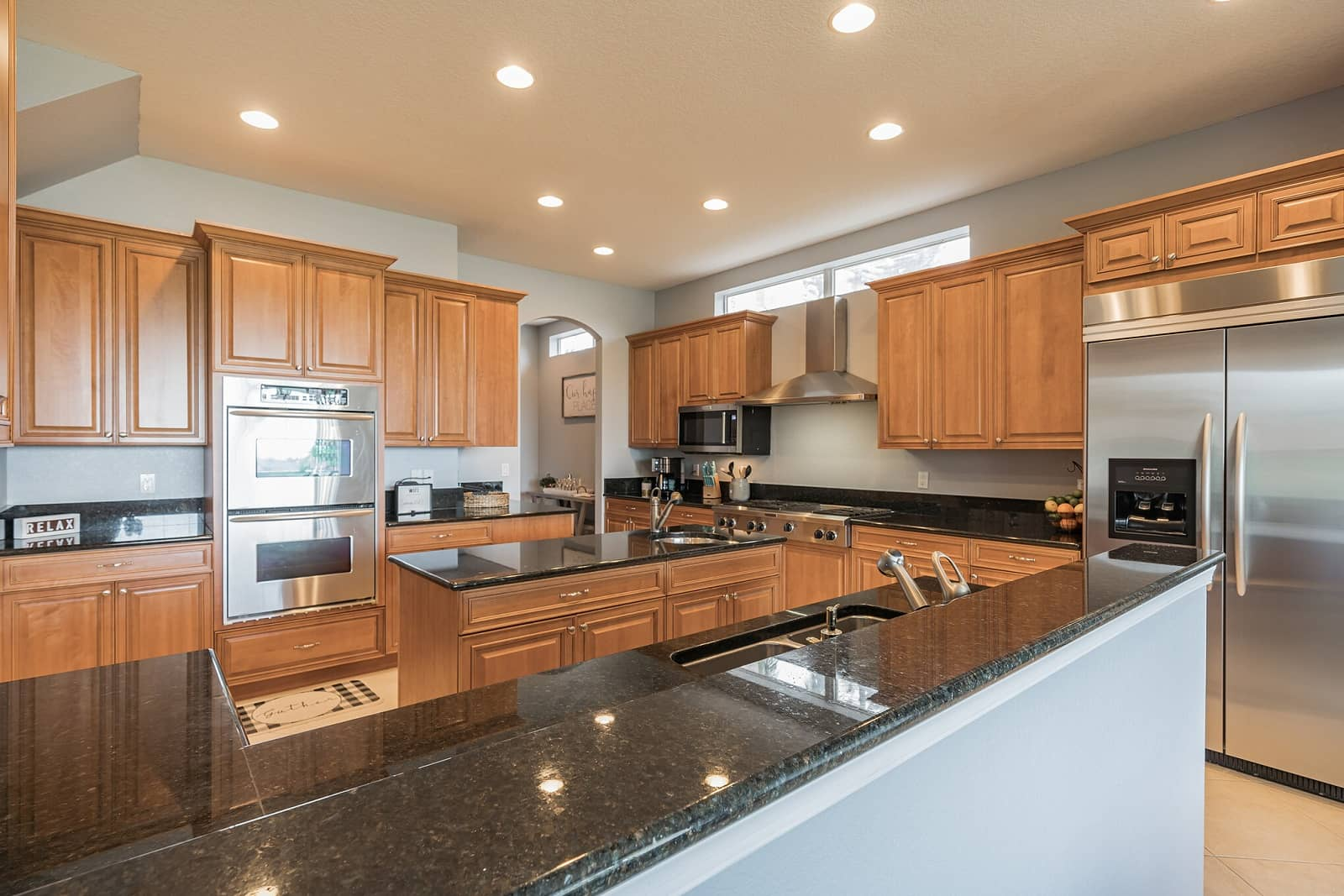 Real Estate Photography in Port St. Lucie - FL - USA - Kitchen View