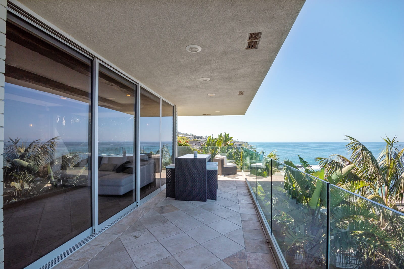 Real Estate Photography in Laguna Beach - CA - USA - Front View