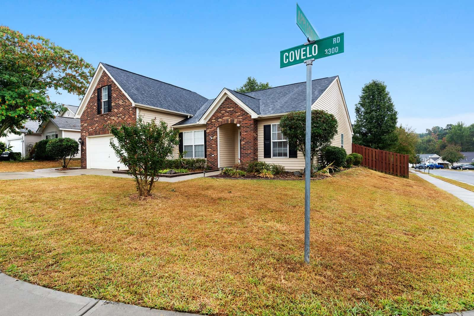 Real Estate Photography in Charlotte - NC - USA - Front View
