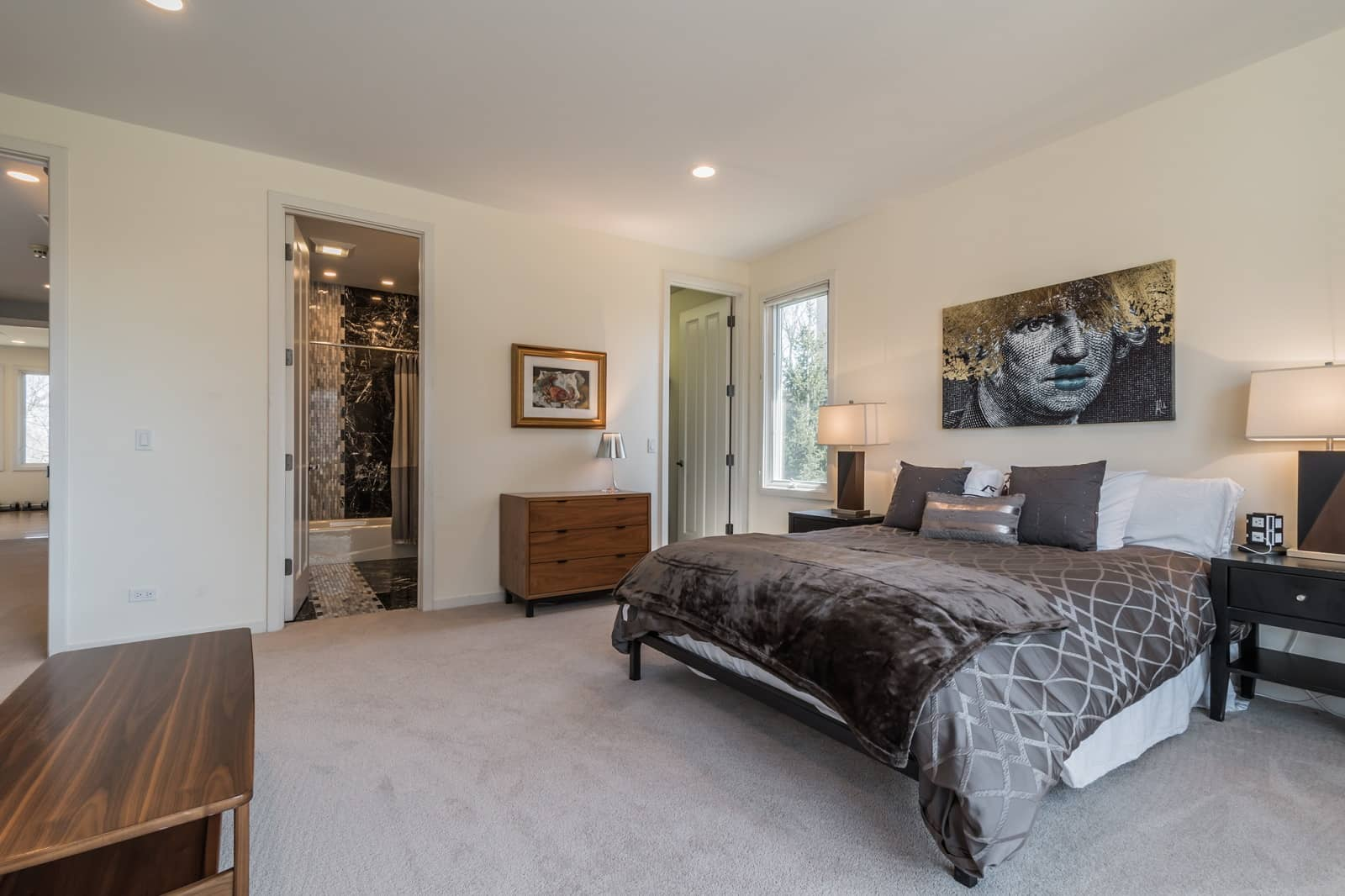 Real Estate Photography in Waukegan - IL - USA - Bedroom View