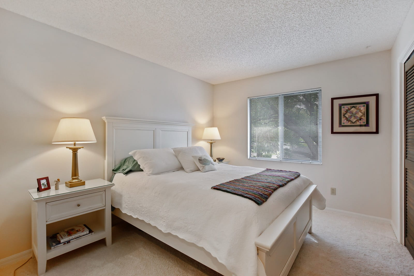 Real Estate Photography in Tampa - FL - USA - Bedroom View