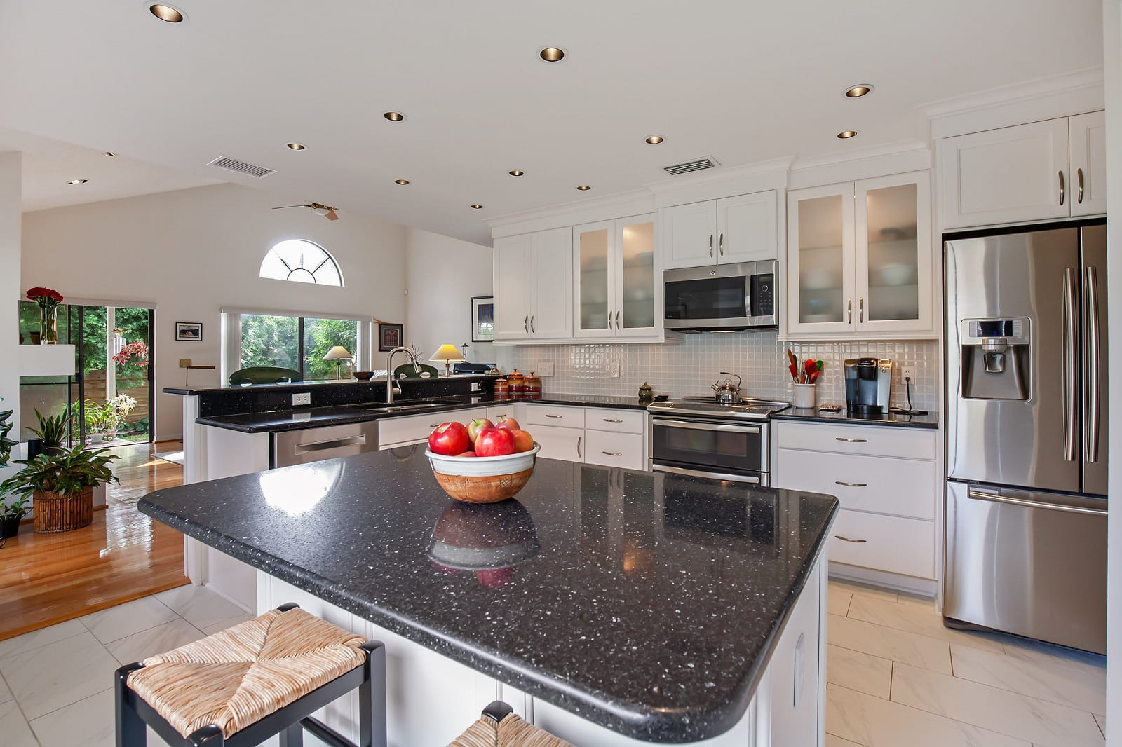 Real Estate Photography in Tampa - FL - USA - Kitchen View