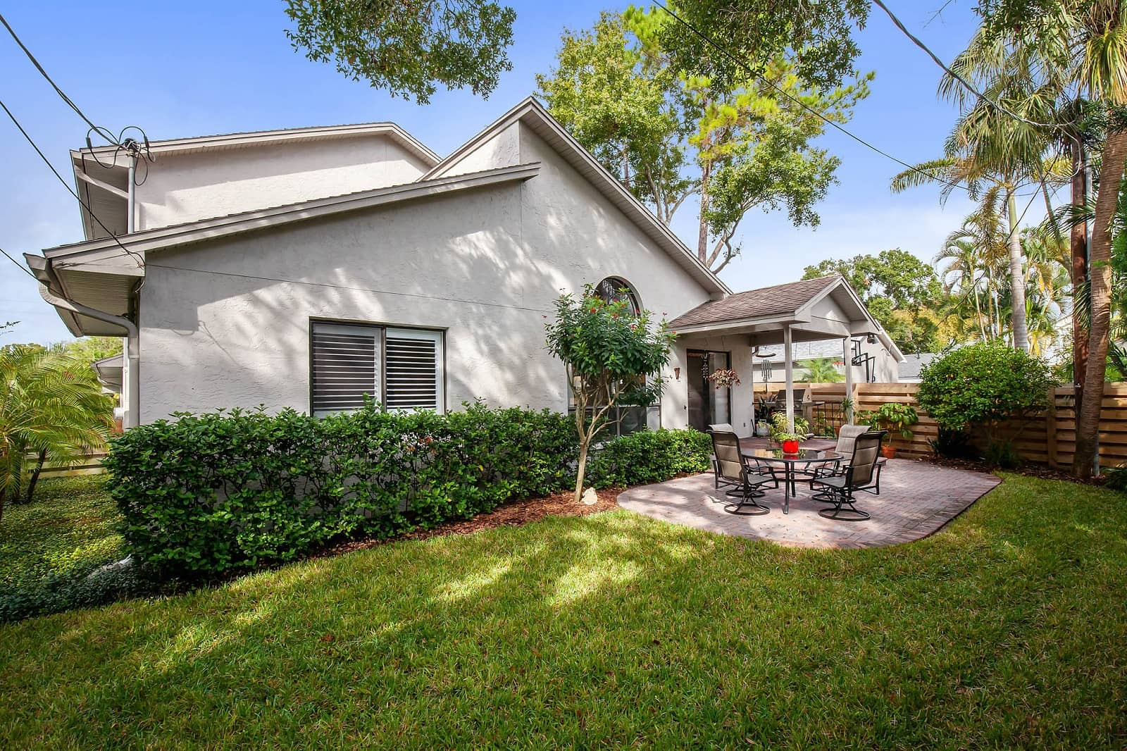 Real Estate Photography in Tampa - FL - USA - Front View