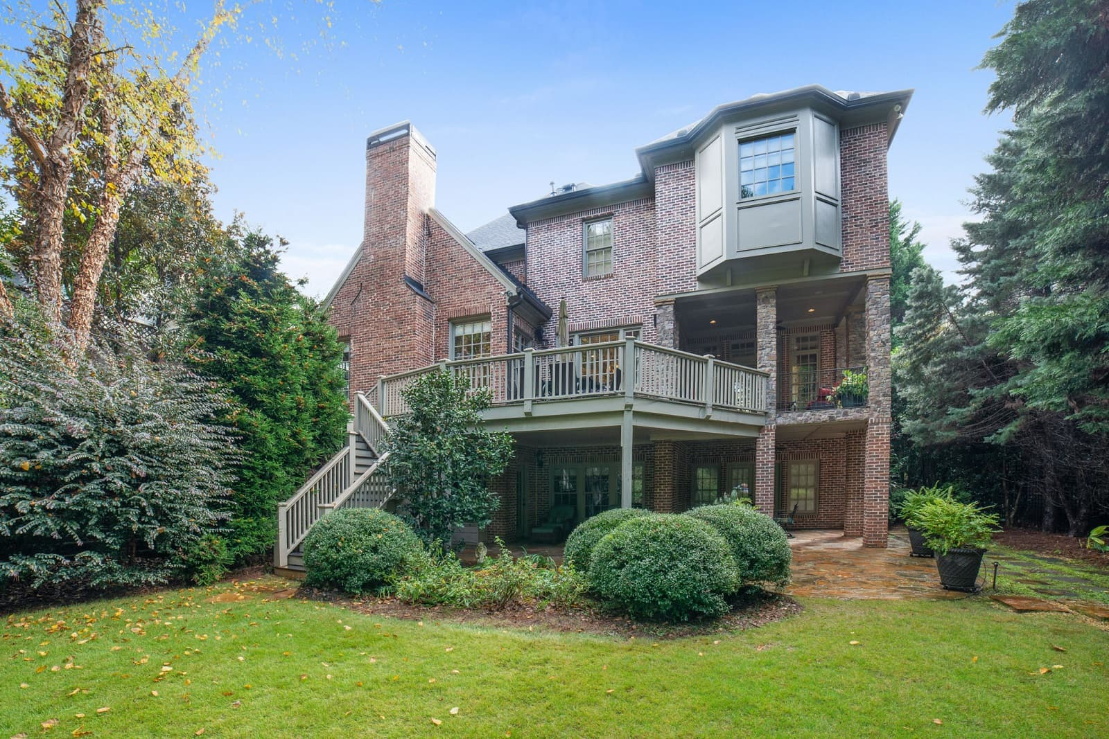 Real Estate Photography in Marietta - GA - USA - Front View