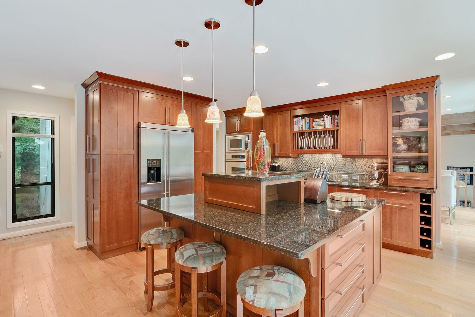 Real Estate Photography in Johns Creek - GA - USA - Kitchen View