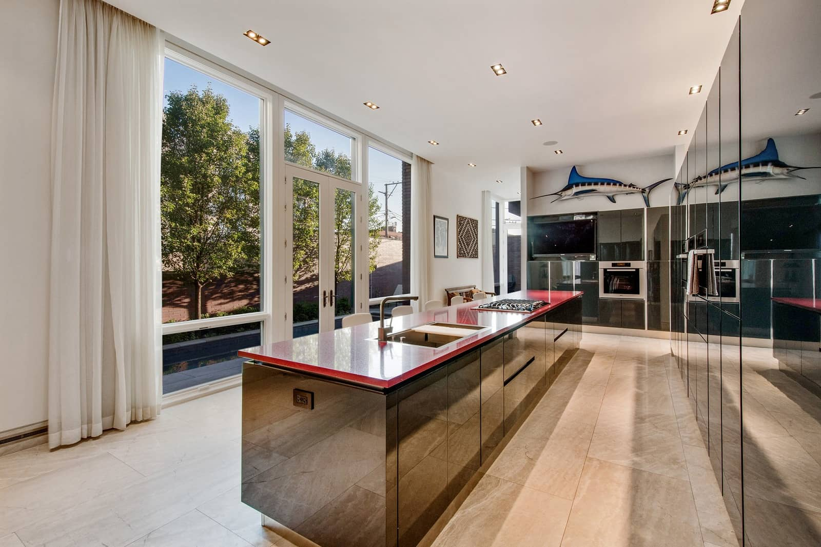 Real Estate Photography in Chicago - IL - USA - Kitchen View