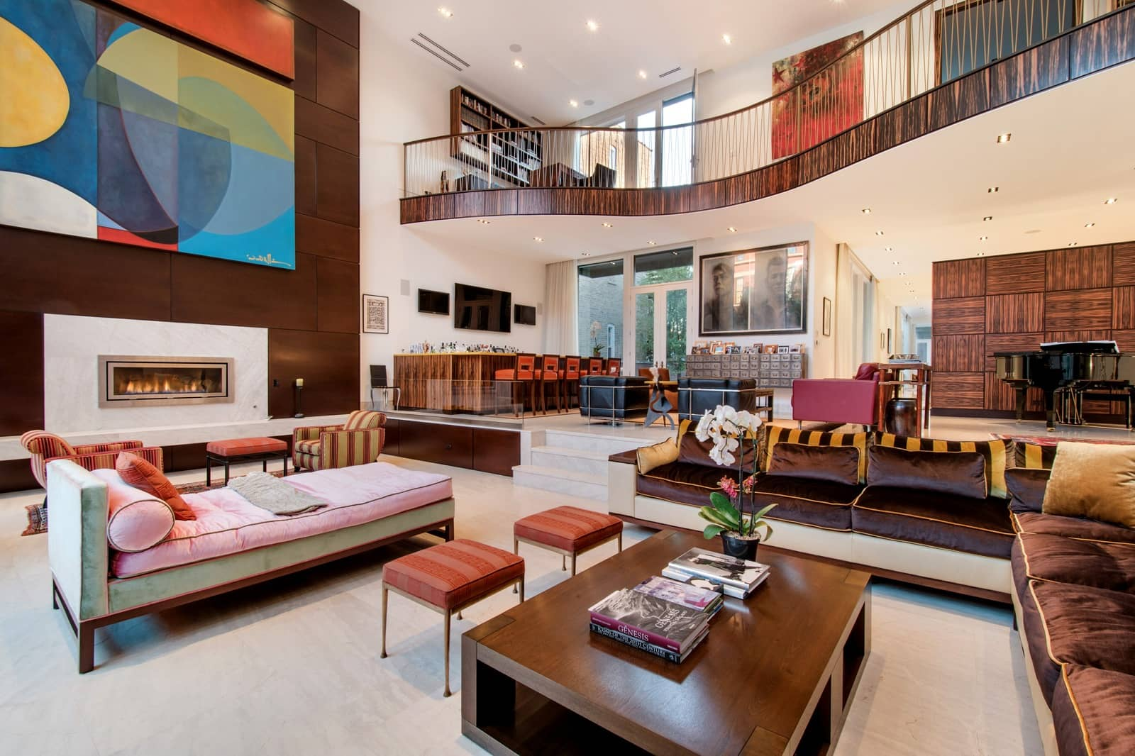 Real Estate Photography in Chicago - IL - USA - Living Area View