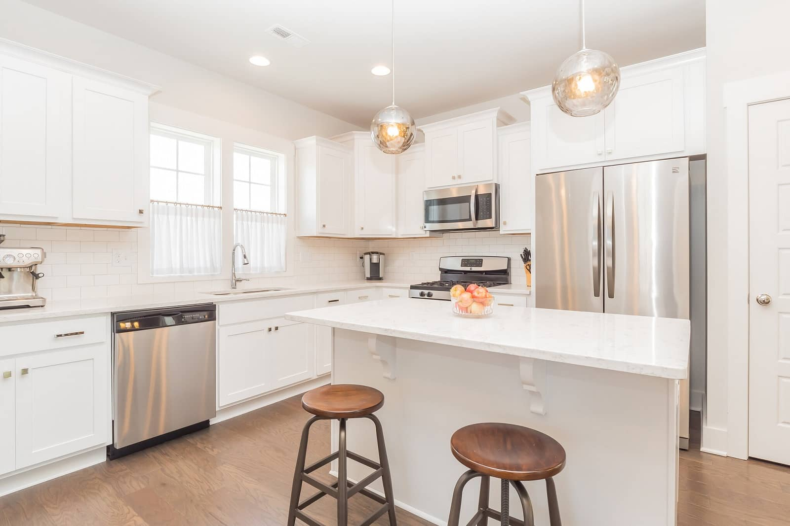 Real Estate Photography in Chapel Hill - NC - USA - Kitchen View