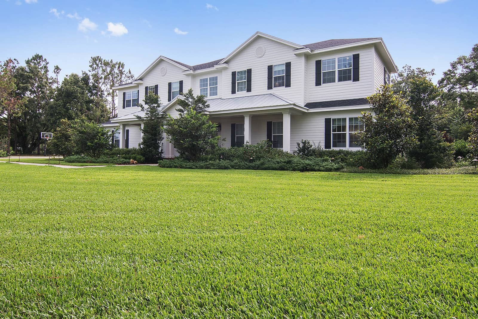 Real Estate Photography in Lakeland - FL - USA - Front View