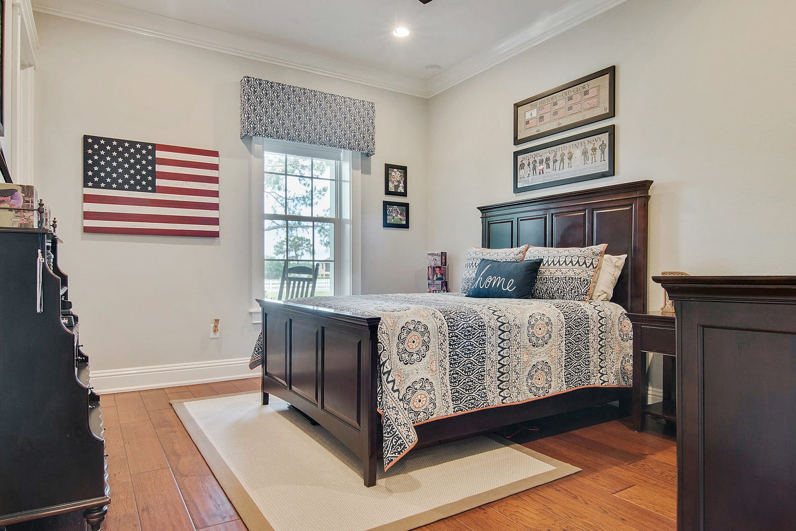 Real Estate Photography in Lakeland - FL - USA - Bedroom View