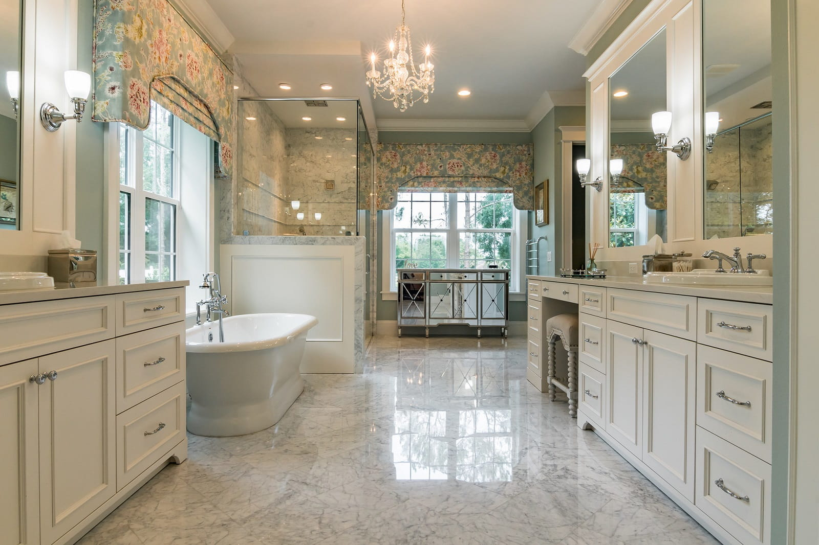 Real Estate Photography in Lakeland - FL - USA - Bathroom View